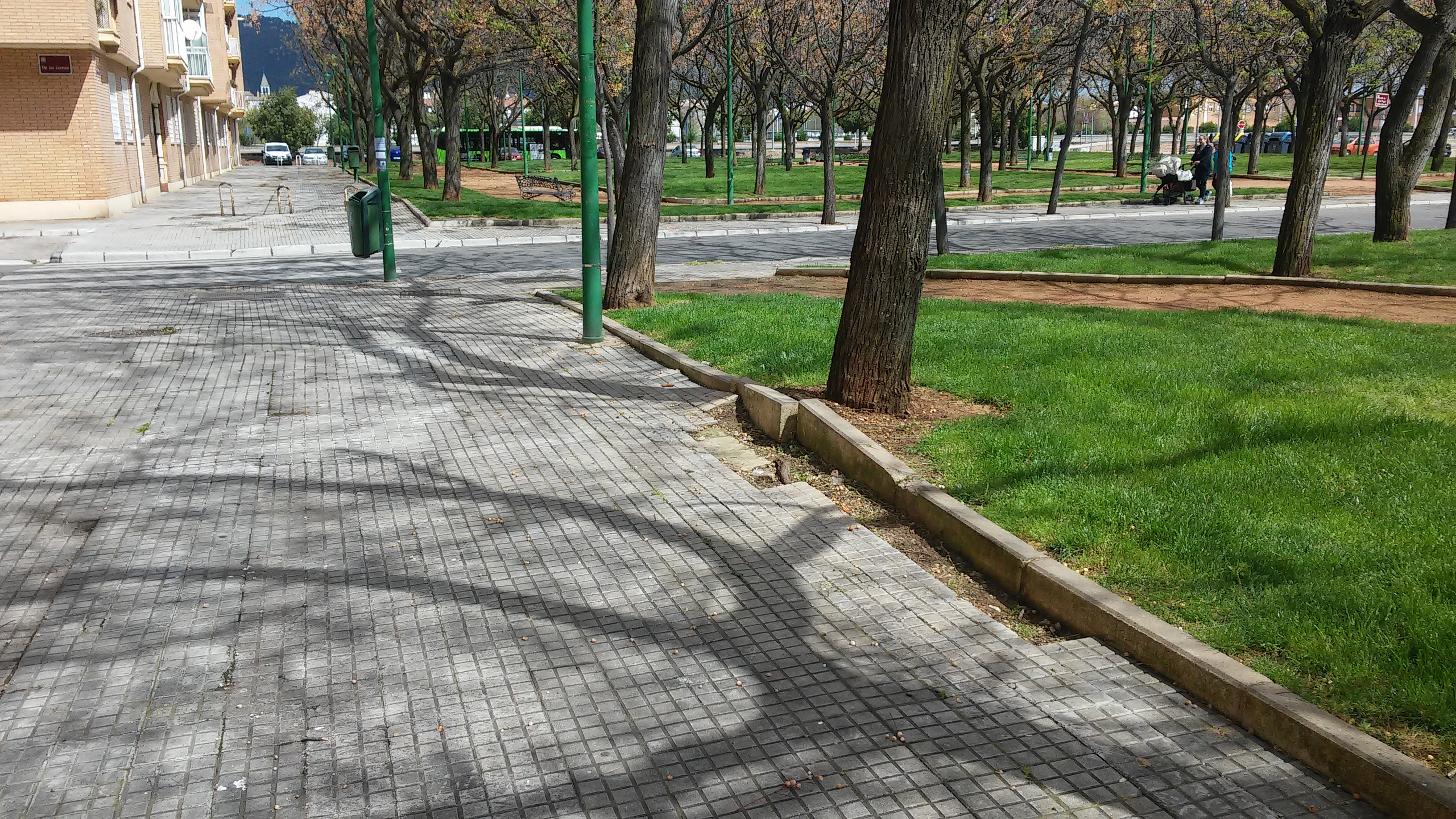 Mi barrio es Córdoba - Proyecto de remodelación de la calle del Campo
